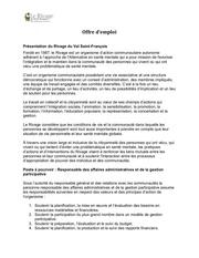 Fichier PDF offre d emploi raagp