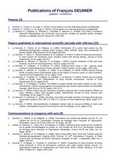 Fichier PDF 2014 08 01 liste des publications
