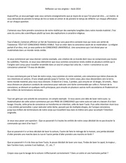 Fichier PDF conscience visible