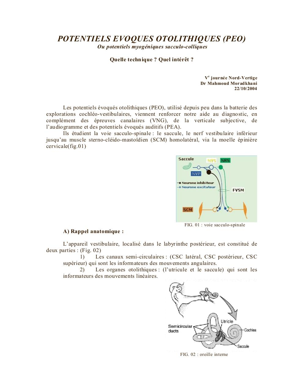 Aperçu du document PEO - VEMPs.pdf - page 1/12
