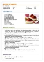 04 dessert fraicheur de framboises
