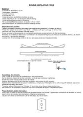 Fichier PDF fabrication d u double ventilateur pour frigo