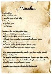 Fichier PDF potion