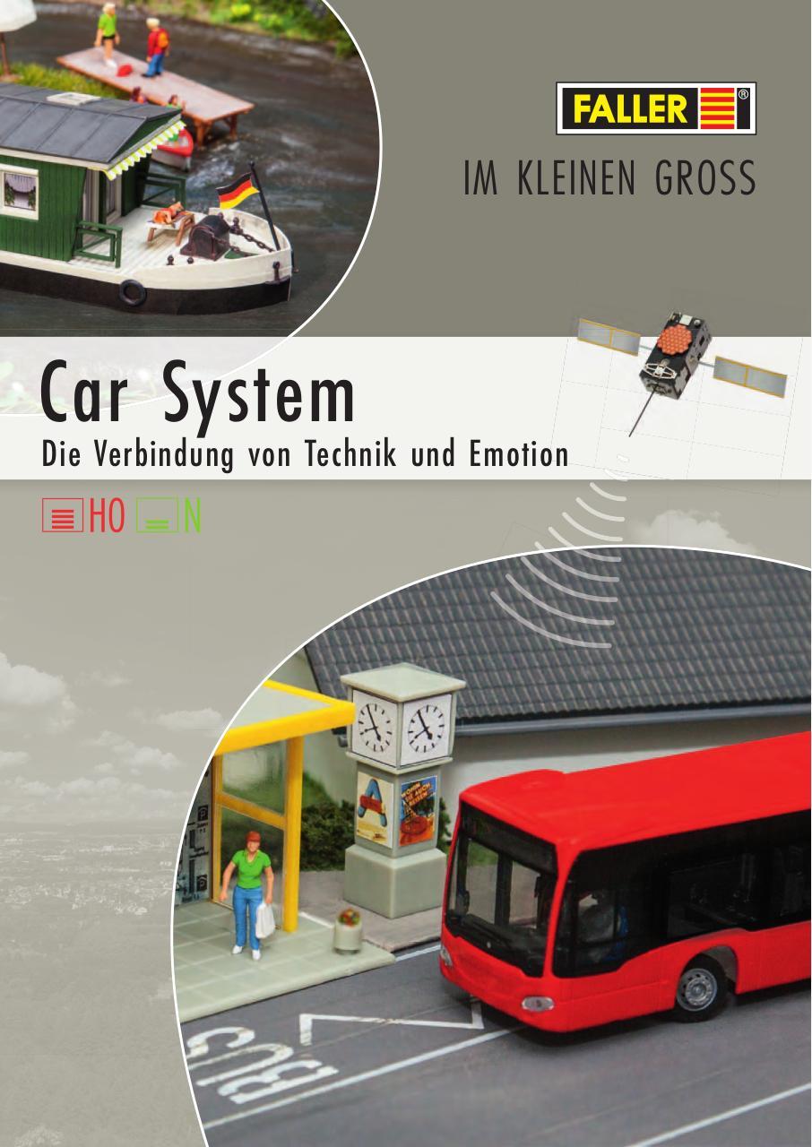 H0 2 Zusatzmagnete H0 Neu Faller Car System 163221