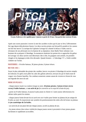 pitch pirates pdf