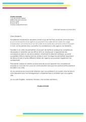 lettre motivation les dissidents