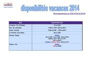 Fichier PDF vacances
