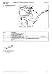 Fichier PDF depose pose de la garniture du montant de pare brise