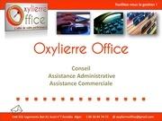 presentation oxylierre office 2014