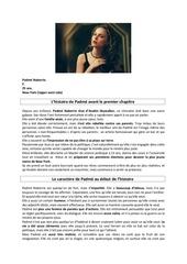 Fichier PDF padme naberrie