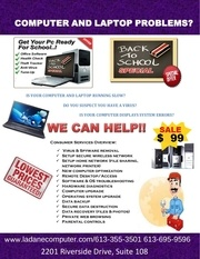 flyer back to school