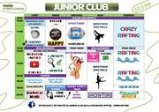 junior club semaine 2