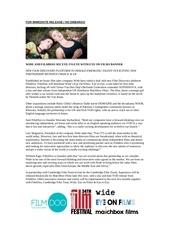 wide filmdoo press release final version