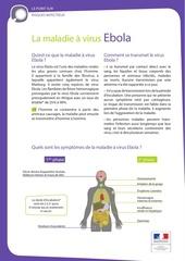 fiche le point sur ebola 7 08 14