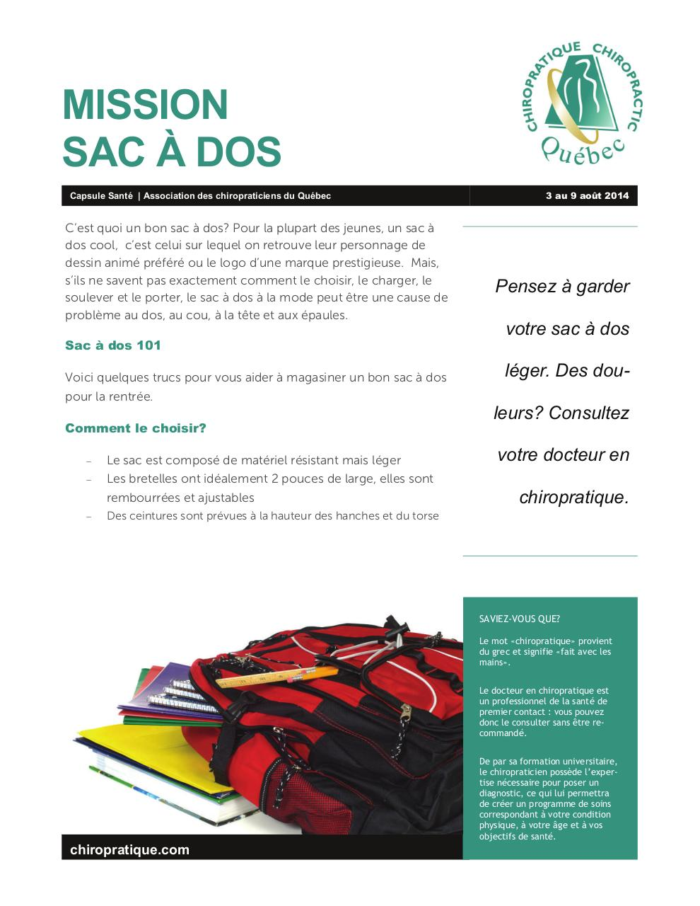 Aperçu du document Mission sac à dos.pdf - page 1/2