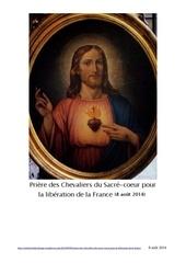 Fichier PDF priere chevaliers sacre coeur pour liberation france