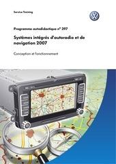ssp 397 systemes d autoradio et de navigation 2007