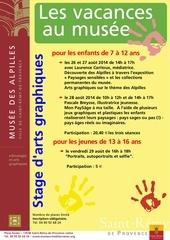 Fichier PDF affiche vacances aout