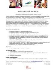 Fichier PDF avis de poste agent e des communications