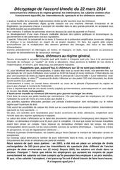 decryptage accord du 22 mars 10 juin 14 versionjuill14
