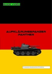 aufkl rungspanzer panther by poucpouki