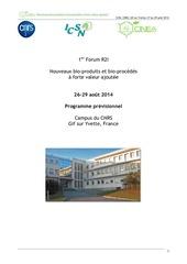 programme forum r2i cinea