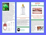 Fichier PDF baby bottle tooth decay pamphlet