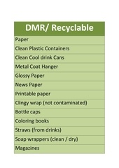 dmr recyclable