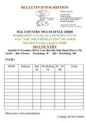 bulletin pour bal 15 11 2014