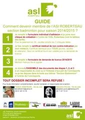 Fichier PDF dossier inscription13 14