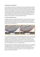 adhesion et tenue de route sur le mouillee