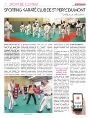 sportsland 141 karate st pierre