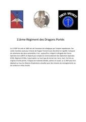 11eme regiment des dragons portes