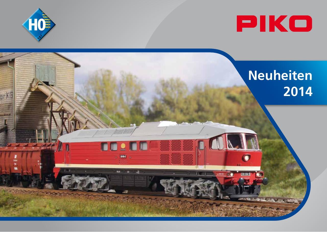 Büm232 DB H0 Piko 59635 Personenwagen Schnellzugwagen 2.Kl