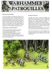 patrouille warhammer maj