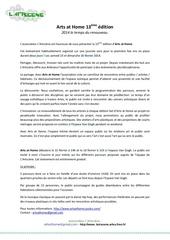 Fichier PDF communique de presse l artscene arts at home 2014
