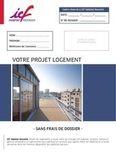 dossier votre projet logement 1