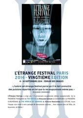 l etrange festival 2014 dp
