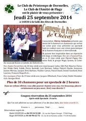 invitation spectacle du 260914 2