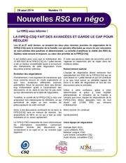 nouvelles rsg en nego bulletin 15