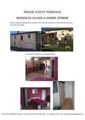 Fichier PDF proche yutz et thionville maison de village a vendre 220000