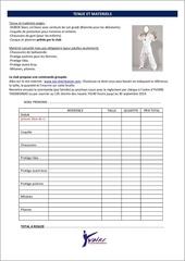 Fichier PDF commande materiels