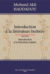 introduction a la litterature berbere