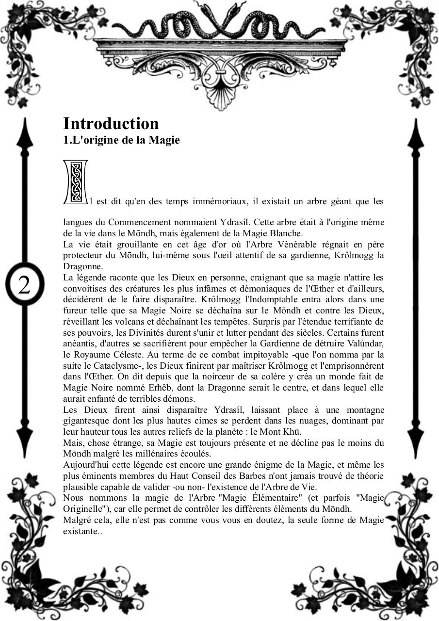 Manifeste de la Magie, Introduction.pdf - page 2/4