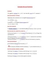 math fonctions