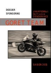 book goret team 2015 pdf