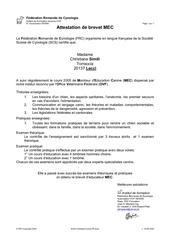 Fichier PDF brevet education canine