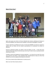 Newsletter FRENCH  Juillet-Août 2014.pdf - page 2/8
