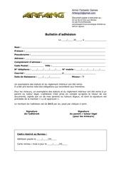 Fichier PDF bulletin adhesion arfang 2014 01 07