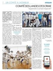 sportsland 142 escrime